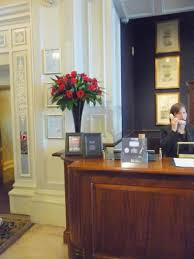 Hotel Reception Desk Grand Hotel U0027s Reception Desk Brighton Sussex Based Florist In