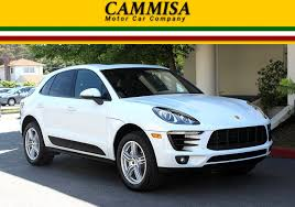porsche used 2016 used porsche macan s at cammisa automotive inc serving