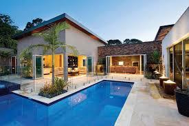 villa style homes noosa villa design unity