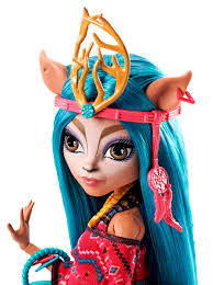 Spirit Halloween Monster High by Monster High Brand Boo Students Isi Dawndancer Doll Shop