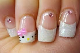 50 hello kitty nail designs art and design