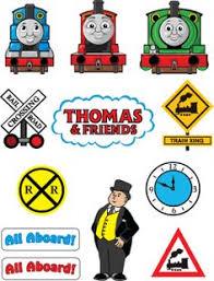 thomas friends thomas tank engine paper craft party