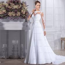Aliexpress Com Buy Lamya Vintage Sweatheart Lace Bride Gown Popular Wedding Dress Satin Cheap Buy Cheap Wedding Dress Satin
