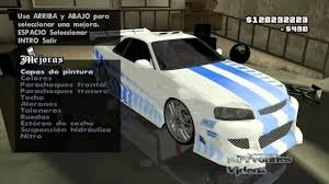 gta san andreas tuneando nissan skyline gt r34 youtube