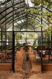 garden design balon greenhouse design with indoor furniture