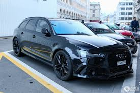 matte black jeep 2017 audi abt rs6 avant c7 2015 3 february 2017 autogespot