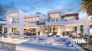 modern villa for sale in bel air estepona malaga costa del sol