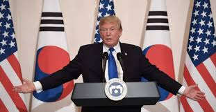 How To Draw The Korean Flag Trump U0027s New North Korea Strategy Might Actually Work The