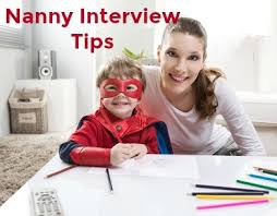 sample nanny cover letter