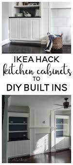 ikea grey kitchen cabinets coffee table ikea hack kitchen cabinets turned built ins gray diy
