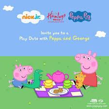 peppa pig birthday peppa pig birthday party whitefield bangalore