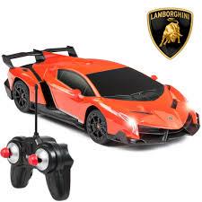 Lamborghini Veneno Colors - 1 24 rc lamborghini veneno orange u2013 best choice products