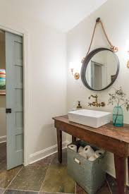 French Powder Room Eclectic Home Tour Truth And Co