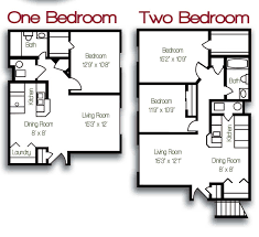 Small One Bedroom Apartment Floor Plans by 2 Bedroom Houses For Rent In Charlotte Nc