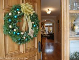 christmas home decors imparting grace christmas house tour