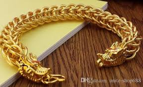 man golden bracelet images 2018 men gold bracelets hot sale 5mm link chain bracelet for man jpg