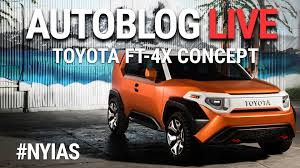 toyota quotes toyota ft 4x concept is an off roader for millennials autoblog