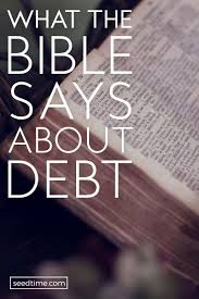 what does the bible says about debt the surprising truth