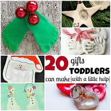 20 gifts toddlers can make with a help totally the bomb