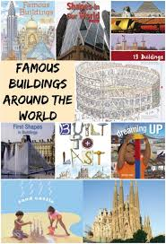 world architecture for kids resources to learn about famous