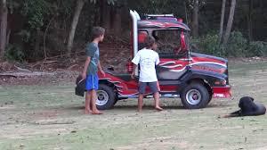 mini truck kids mini caminhao minifusca youtube