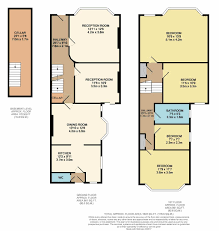 grand connaught rooms floor plan 4 bed terraced house for sale in ferndale road london e11