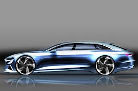 concept audi audi prologue avant concept for geneva show previews aggressive