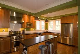 craftsman bungalow style kitchens craftsman style kitchens for