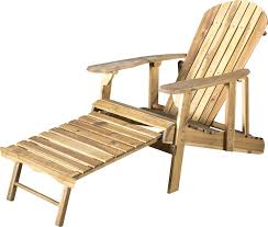Adirondack Chair With Ottoman Breakwater Bay Kairi Solid Wood Adirondack Chair With Ottoman