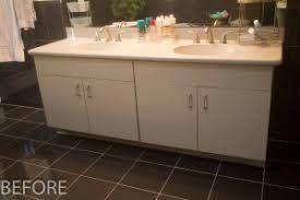 Refacing Bathroom Vanity Reface Bathroom Cabinets Furniture Ideas