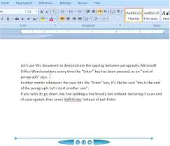 spacing between paragraphs ms free guide and support