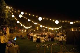 solar outdoor string lights create beautiful outdoor lighting by