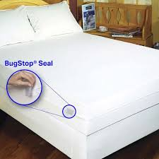 Crib Mattress Cover With Zipper Bed Bug Mattress Covers Bed Covers Proven To Stop Bed Bugs