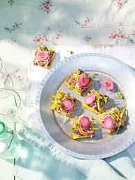 recipe polenta bruschetta with beetroot u0026 apple coleslaw and