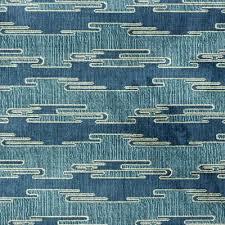 Coordinating Upholstery Fabric Collections Sora Velvet Aqua Blue Indoor Upholstery Fabric Lee Jofa