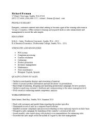 Profile Part Of A Resume Cheap Thesis Proofreading Site Ca Cover Letter For Sales Person