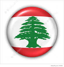 Pine Tree Flag Illustration Of Lebanon Flag