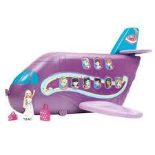 amazon polly pocket polly tastic jumbo jet playset toys u0026 games