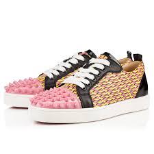 christian louboutin u2013 sneakers louis vuitton