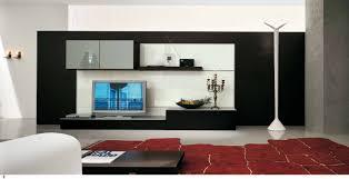 furniture wall unit bedroom sets modern brown wooden plasma