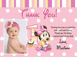 minnie mouse thank you cards printable minnie mouse thank you card s birthday