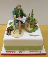 birthday cake ideas for elderly man image inspiration of cake