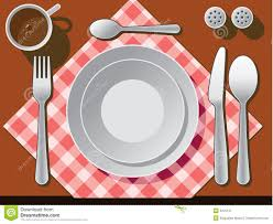 Fancy Place Setting Place Setting Royalty Free Stock Photography Image 2375137