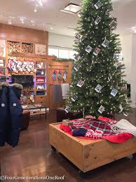 lands end christmas shopping copley place boston lands end pop up store
