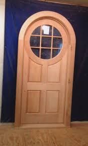 wooden glass door arched front dutch doors with glass arched top wood custom