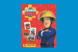 panini fireman sam album release u2013 licensing magazine