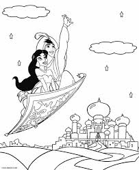 printable jasmine coloring pages kids cool2bkids