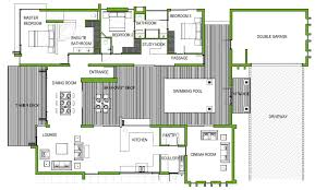 3 bedroom house blueprints modern 3 bedroom house plans south africa