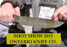 ontario kitchen knives show 2015 ontario knife company preparedmind101