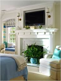 Mounting A Tv Over A Gas Fireplace by 9 Ways To Design Around A Tv Centsational Style